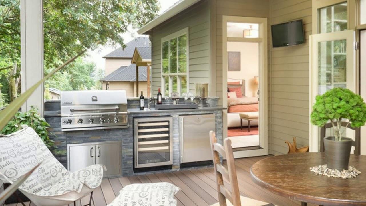 Ide Desain Rumah Dengan Dapur Terbuka