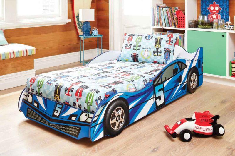 Ide Desain Kamar Tidur Untuk Anak Laki Laki
